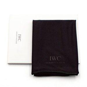 IWC brand Black Microfiber cloth